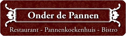 Restaurant - Pannenkoekenhuis - Bistro Onder de Pannen